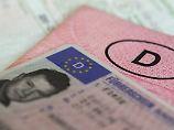 Busfahren statt Knast: Straftäter können Führerschein verlieren