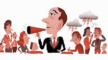 Vorgesetzten an die Hand nehmen: Cheffing – so führen Sie Ihren Chef