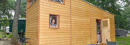 Die Zukunft des Wohnens?: Wie Mini-Häuser Raumnot lindern könnten
