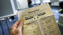 Studie untersucht Motive: Warum Menschen nicht zur Wahl gehen