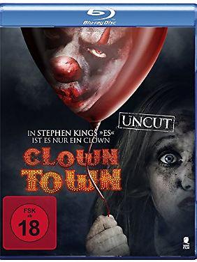 """""""Clowntown"""" ist bei Tiberius erschienen."""