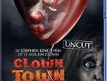 """Wenn das Lachen im Hals steckt: """"Clown Town"""": der pure Horror!"""