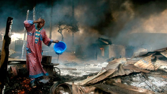 Wenige Länder sind so chaotisch wie Nigeria. Explosionen von Gaspipelines etwa sind ein altbekanntes Phänomen.