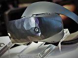 Mixed-Reality-Brille von Asus: Futuristisches Headset für Windows 10