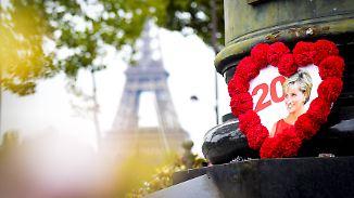 """20. Todestag von Prinzessin Diana: """"Königin der Herzen"""" bleibt unvergessen"""