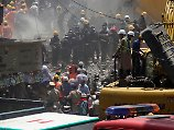 Monsun-Katastrophe in Asien: Hauseinsturz in Mumbai fordert mehrere Tote