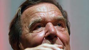 """""""Es ist vernünftig"""": Schröder hält an Rosneft-Job fest"""