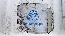 1500 Jobs sollen wegfallen: ThyssenKrupp zückt erneut den Rotstift