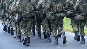 Extra-Marsch bei 28 Grad: Bundeswehr räumt nach Tod von Soldat Fehler ein