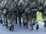 Nach Tod eines Soldaten: Bundeswehr gibt Fehler bei Marsch zu