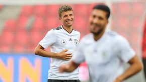 """Klaus Jakob zum Spiel gegen Tschechien: """"Thomas Müller will sich sein Selbstbewusstsein zurückholen"""""""