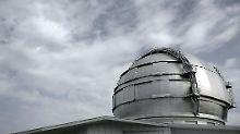 """So groß wie ein Dorf: Asteroid """"Florence"""" passiert die Erde"""