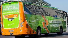 Unternehmen will weiter wachsen: Flixbus schreibt erstmals schwarze Zahlen