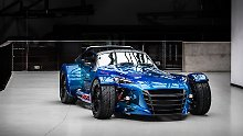 Die Carbon-Edition des D8 GTO-RS glänzt nicht nur durch den Preis von 216.000 Euro.