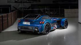 Auf 15 Exemplare begrenzt Donkervoort die Bare Naked Carbon Edition des GTO-RS.