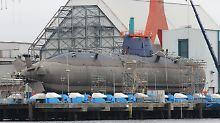Dubioser Kauf deutscher U-Boote: Netanjahus Ex-Büroleiter festgenommen