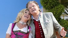 Feuer beim Volksmusik-Paar: Michael ist Mariannes Held
