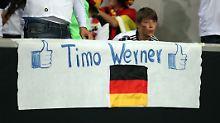 DFB-Angreifer Nummer eins?: Timo Werner avanciert zum Liebling