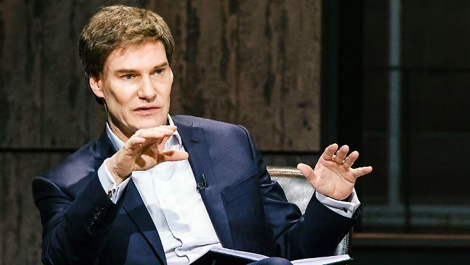 Immer locker bleiben: Carsten Maschmeyer.