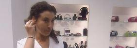 """""""Die müssen richtig knallen"""": Kabellose Kopfhörer begeistern auf der IFA"""