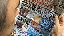 """""""Hitlers Überbleibsel"""": Türkische Presse pöbelt gegen Merkel"""