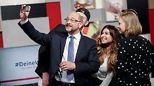 Interview #DeineWahl: Schulz verrät eine seiner Jugendsünden