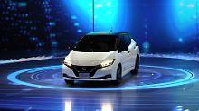 Der Tag: Nissan präsentiert neues E-Auto mit mehr Reichweite