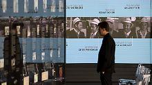 Gedenkort zum Olympia-Attentat: München erinnert an Terroropfer von 1972