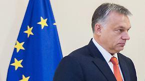 Widerstand gegen EuGH-Urteil: Ungarn verweigert weiter Flüchtlingsaufnahme
