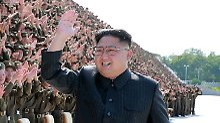 Die Sanktionen würden auch Kim Jong Un treffen.