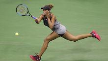 Damen-Halbfinale sind perfekt: US-Tennisspielerinnen schreiben Geschichte