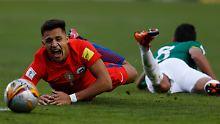 "Der Sport-Tag: Ex-Chile-Coach lästert über ""fetten"" Sanchez"