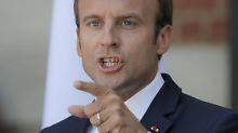 Das erwartet die Franzosen: Der Reformrausch des Emmanuel Macron