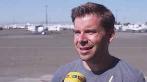 "Startup News: Felix Haas: ""Hier ist immer noch die Champions League"""