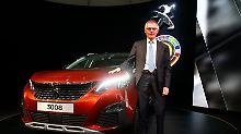 Schummelsoftware in Frankreich?: Peugeot wehrt sich gegen Abgas-Verdacht