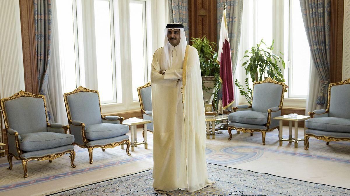 Saudis sind empört über Meldung aus Katar