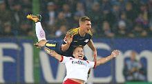 Überflieger wird Top-Mannschaft: Der Reifeprozess von RB Leipzig
