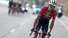 Froome kann Double-Feier planen: Contador krönt Karriere am brutalen Angliru