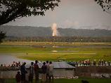 Das Drama von Myanmar: Rohingya-Rebellen rufen Feuerpause aus