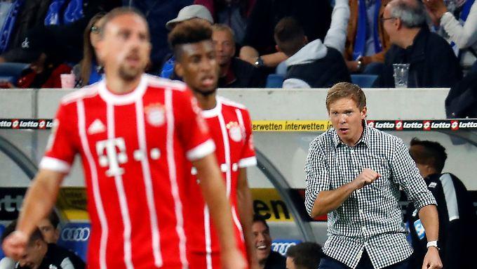 Bayern-Schreck: Julian Nagelsmann.