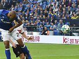 1. Liga: Schalke vs. Stuttgart