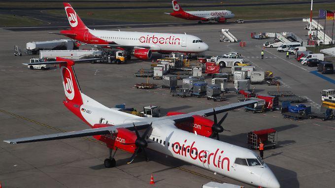 Hans Rudolf Wöhrl will Air Berlin als Ganzes erhalten.