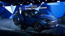 Nischenantrieb im Sportwagenbau: Porsche setzt weiter auf Diesel