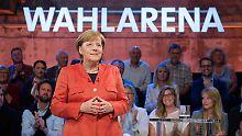 Wähler fragen, Merkel antwortet: Das radikale Sowohl-als-auch