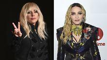 Diven-Zoff: Lady Gaga schießt gegen Madonna