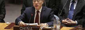 Kim Jong Un bisher unbeeindruckt: China und Russland bremsen Nordkorea-Sanktionen