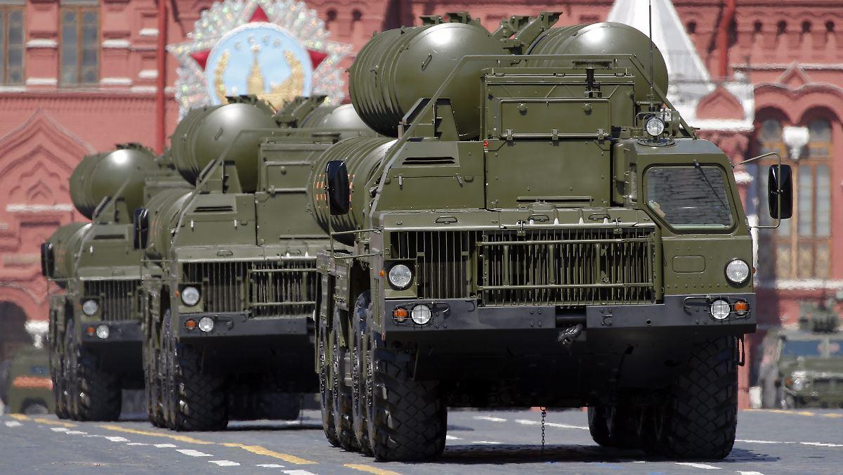 Erdogan kauft Putins Raketenabwehr