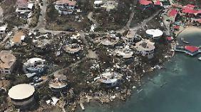 In Teilen unbewohnbar: Karibik liegt in Trümmern