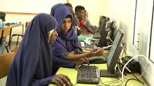 Jugendliche in Dschibuti: Vom Armenviertel ins E-Learning-Center