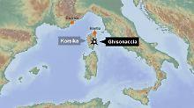 Absturz im Weinberg: Vier Menschen sterben auf Korsika